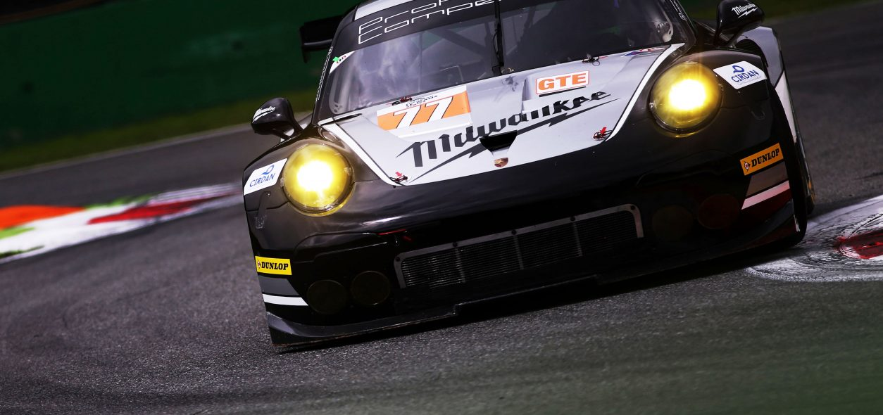 Weekend difficile per Matteo a Monza nella 4 Ore dell'European Le Mans Series