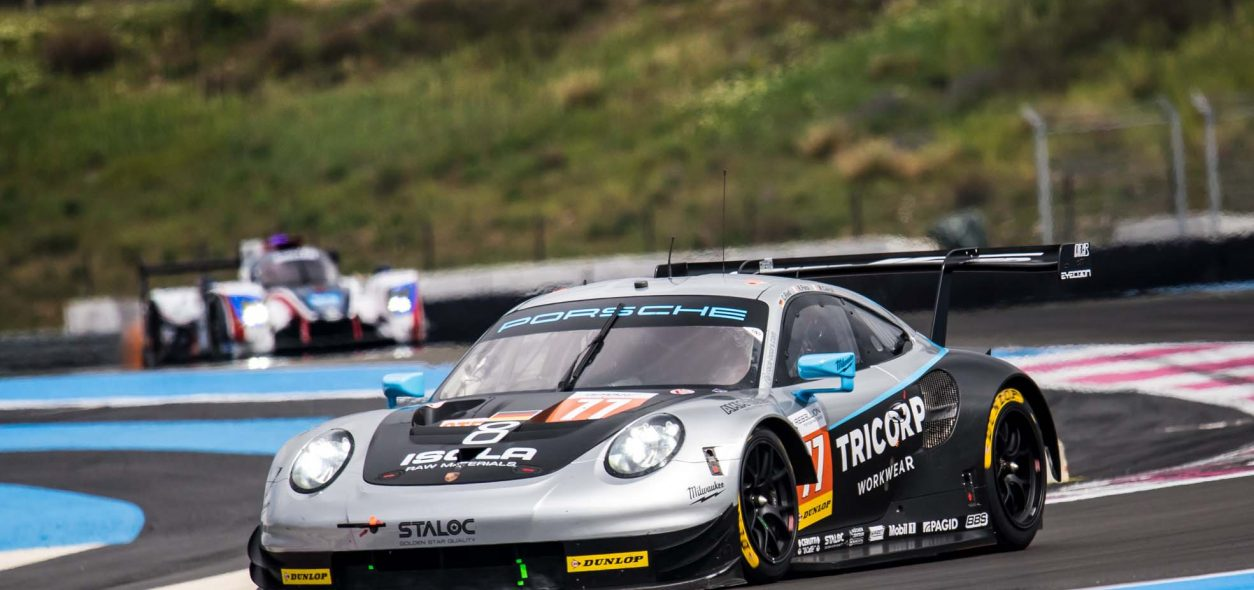Cairoli storms to Paul Ricard LMGTE pole position