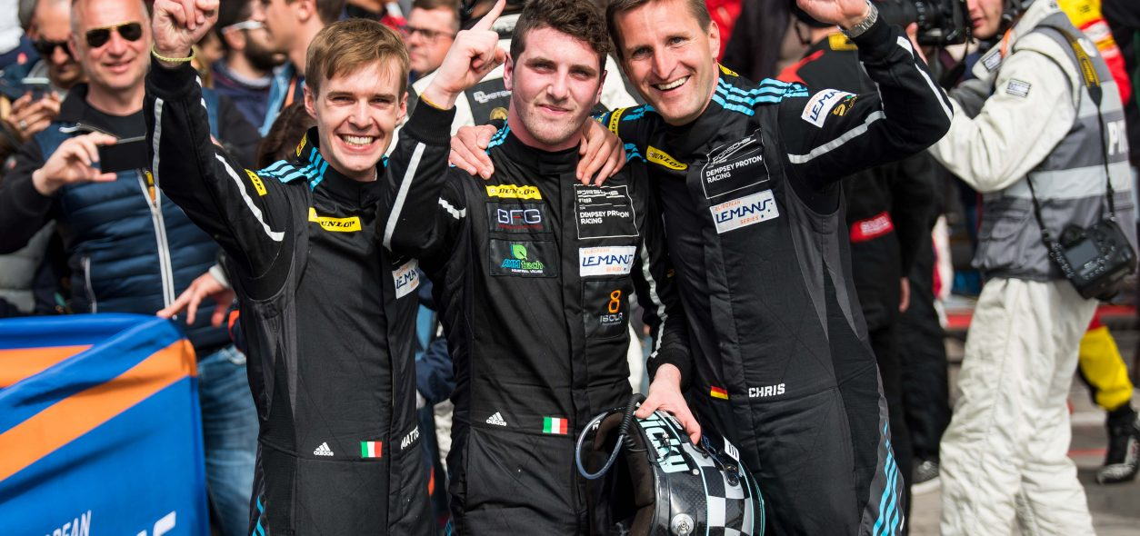 European Le Mans Series: Matteo Cairoli wins 4 Hours of Monza in LMGTE class