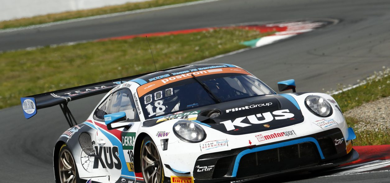 New track, new challenge for Matteo Cairoli in the ADAC GT Masters Championship