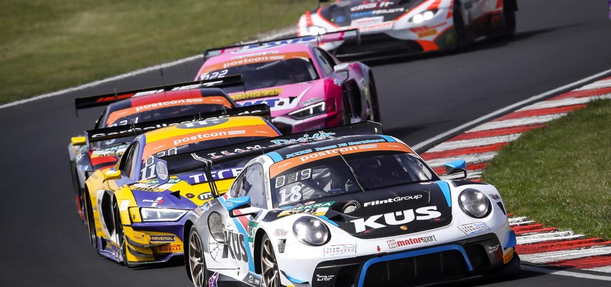 Matteo Cairoli completes frustrating ADAC GT Masters weekend in Most