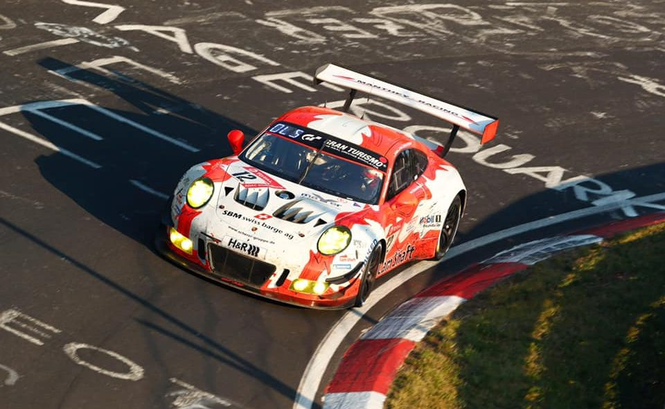 Magnificent 24H Nürburgring Pro-Am victory and P5 overall for Matteo Cairoli