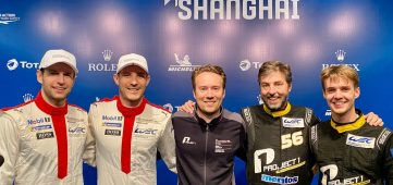 Matteo Cairoli secures pole position for FIA WEC 4 Hours of Shanghai