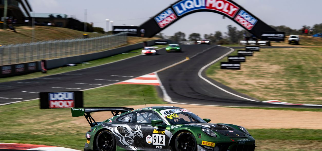 MATTEO CAIROLI ENJOYS EXCITING BATHURST 12 HOUR DEBUT