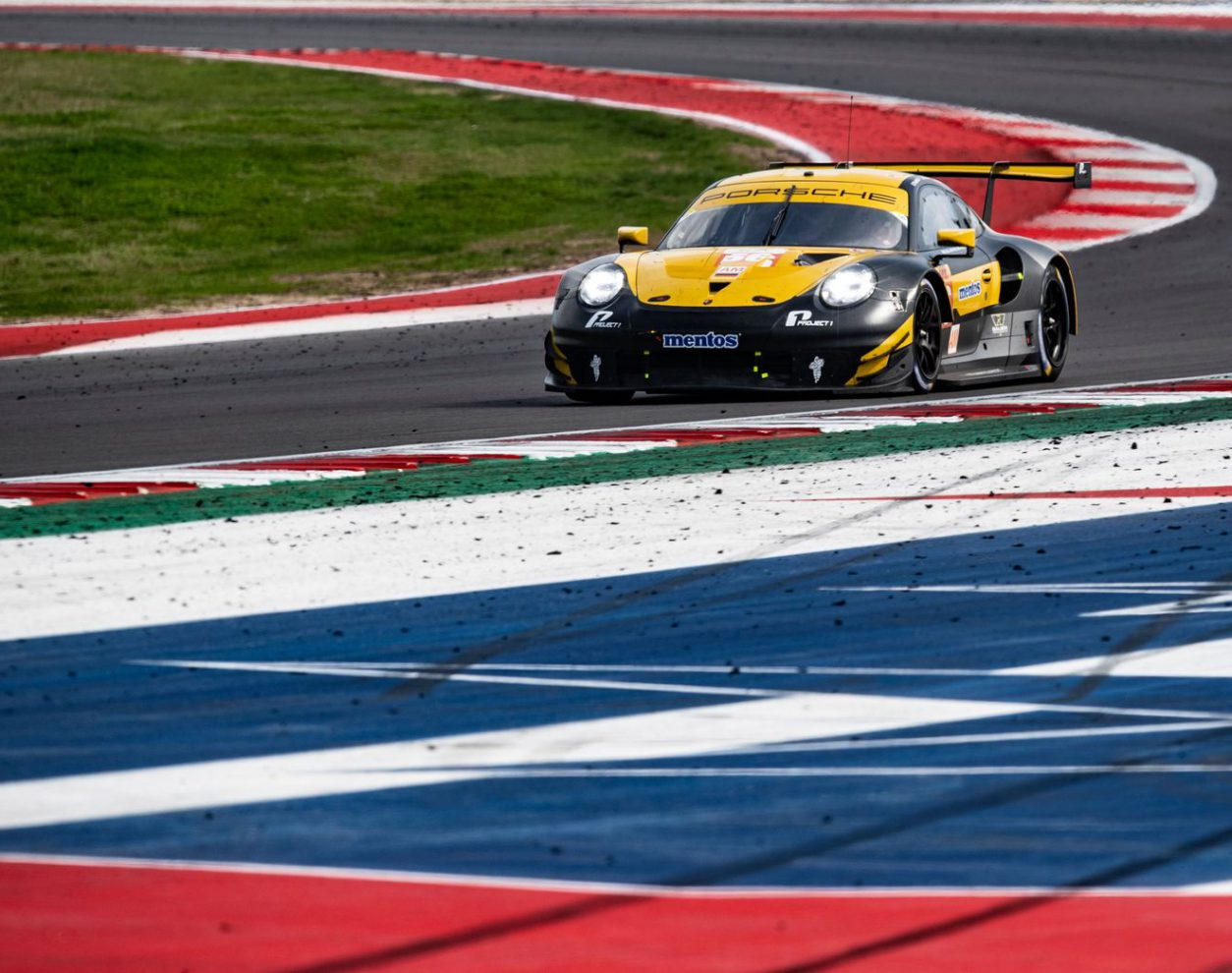WEC 6 Hours of Austin 2020