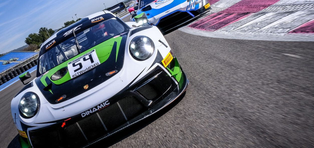 Matteo Cairoli heads to Imola as GT World Challenge Europe begins this weekend