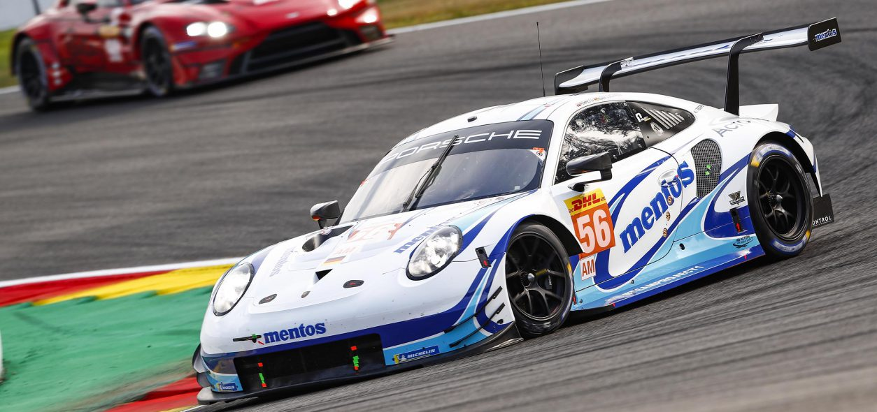 Matteo Cairoli ends disappointing 6 Hours of Spa despite 4th