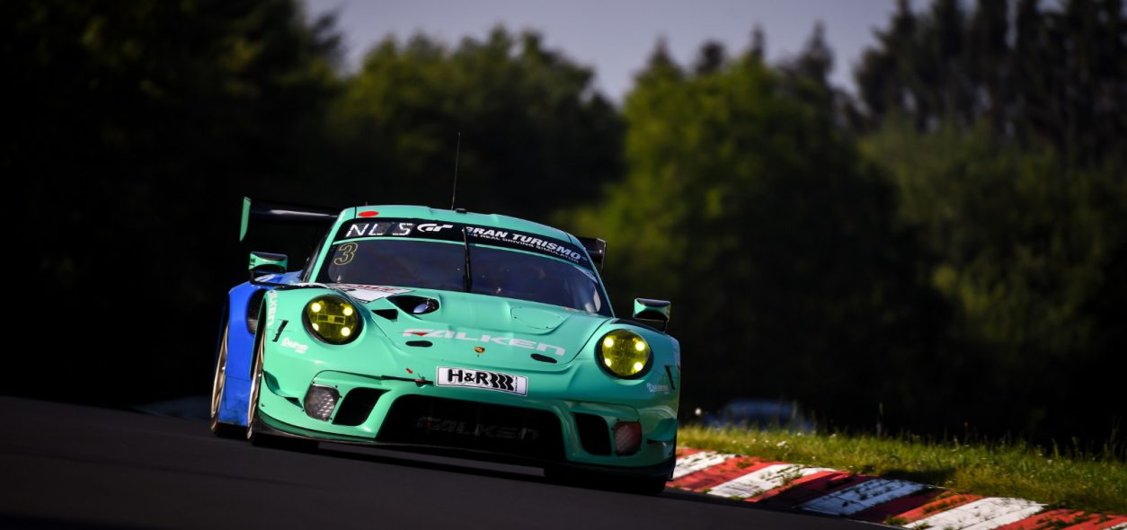 Matteo Cairoli continues Nürburgring-Nordschleife campaign