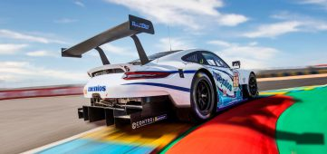 Matteo Cairoli secures second row in LMGTe Am for the 24 Hours of Le Mans
