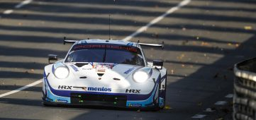 Matteo Cairoli ends on P4 in LMGTe Am an under expectation 24 Hours of Le Mans edition