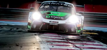 Matteo Cairoli targets top spot at 24 Hours of Spa